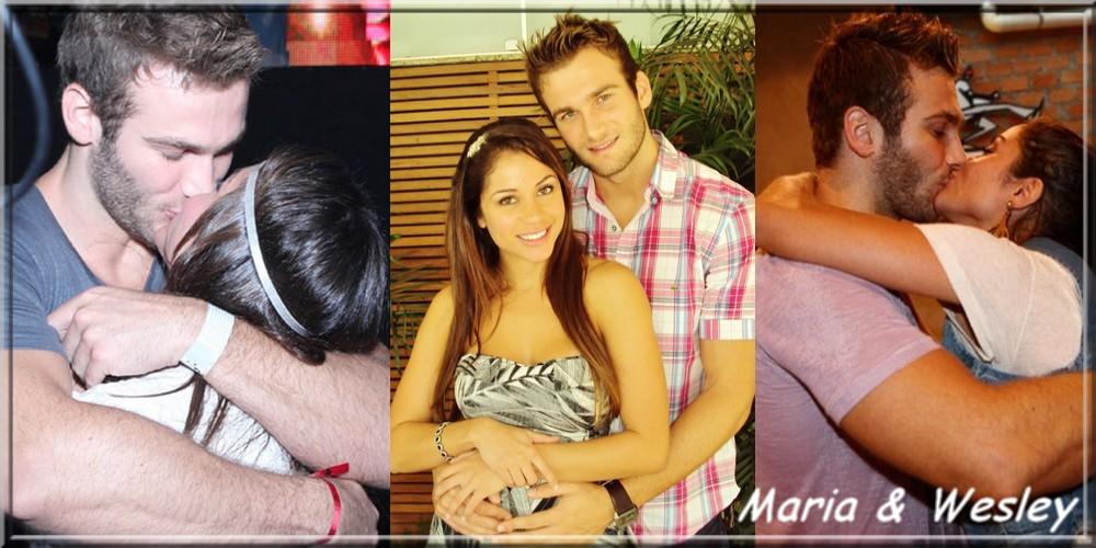 Maria & Wesley