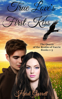 Cover Reveal: True Love's First Kiss by Heidi Garrett