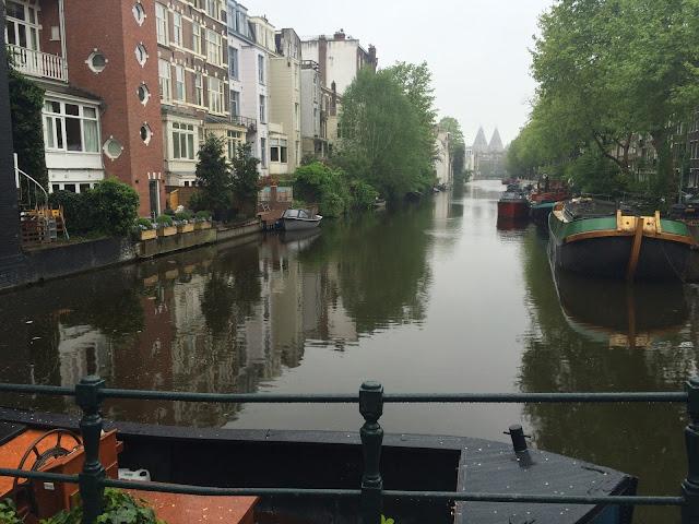 планирование поездки в Голландию