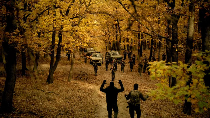"Strike Back: Legacy - Episode 5 - Review: ""North Korea"""
