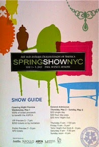 Spring Show 2013 at The Park Avenue Armory