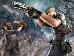 Download Resident Evil 4 full version pc game