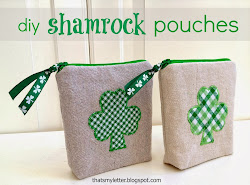 diy shamrock goody bags