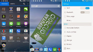 Download Custom Rom OWL untuk Advan S5e Pro Kitkat