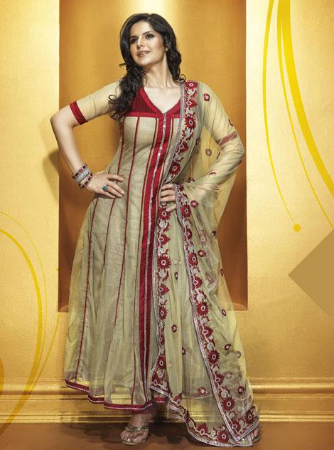 Churidar Salwar Kameez Designer