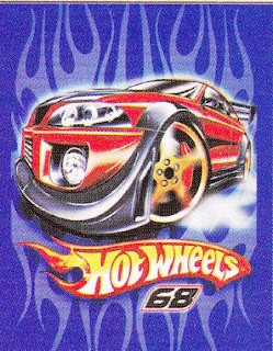 Selimut Cassamia Soft Panel Hot Wheels