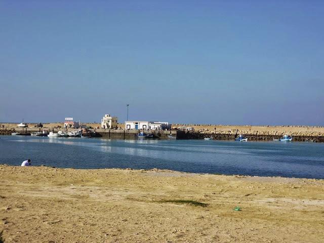 Paseo marítimo Asilah