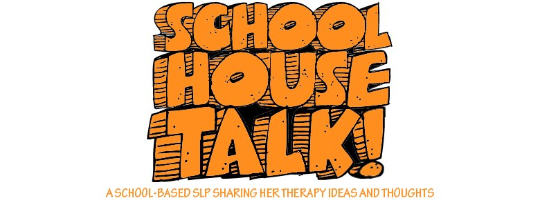 Schoolhouse Talk!