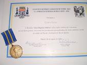 Medalha Debret e Outorga de Diploma