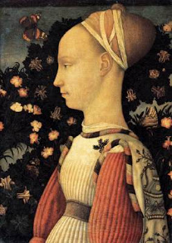 GINEVRA D'ESTE SURE HAD A SUSPICIOUS LOOKING HEAD
