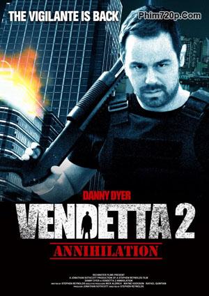 Vendetta 2015 poster