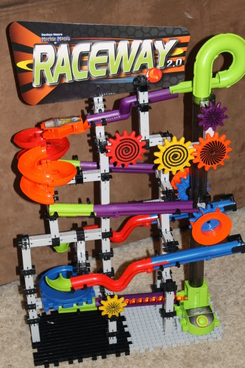 Techno Gears Marble Mania Raceway Review