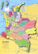 Mapa de Colombia (Google). Doble clic Izquierdo para Acercar. (mapa de colombia)