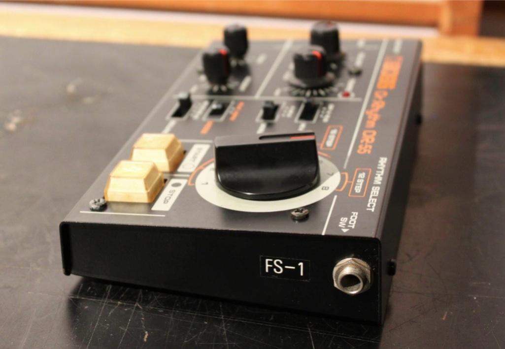 roland analog drum machine