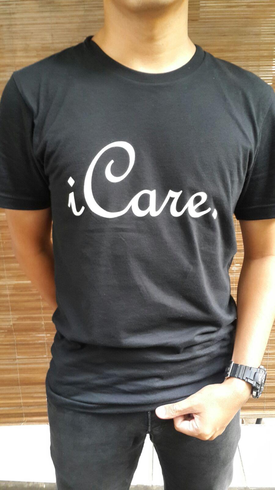 Dijual T-Shirt iCare