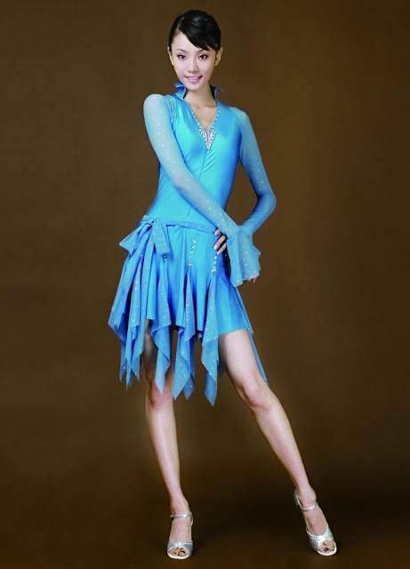 Ballroom Lighting Pic: Ballroom Latin Dress