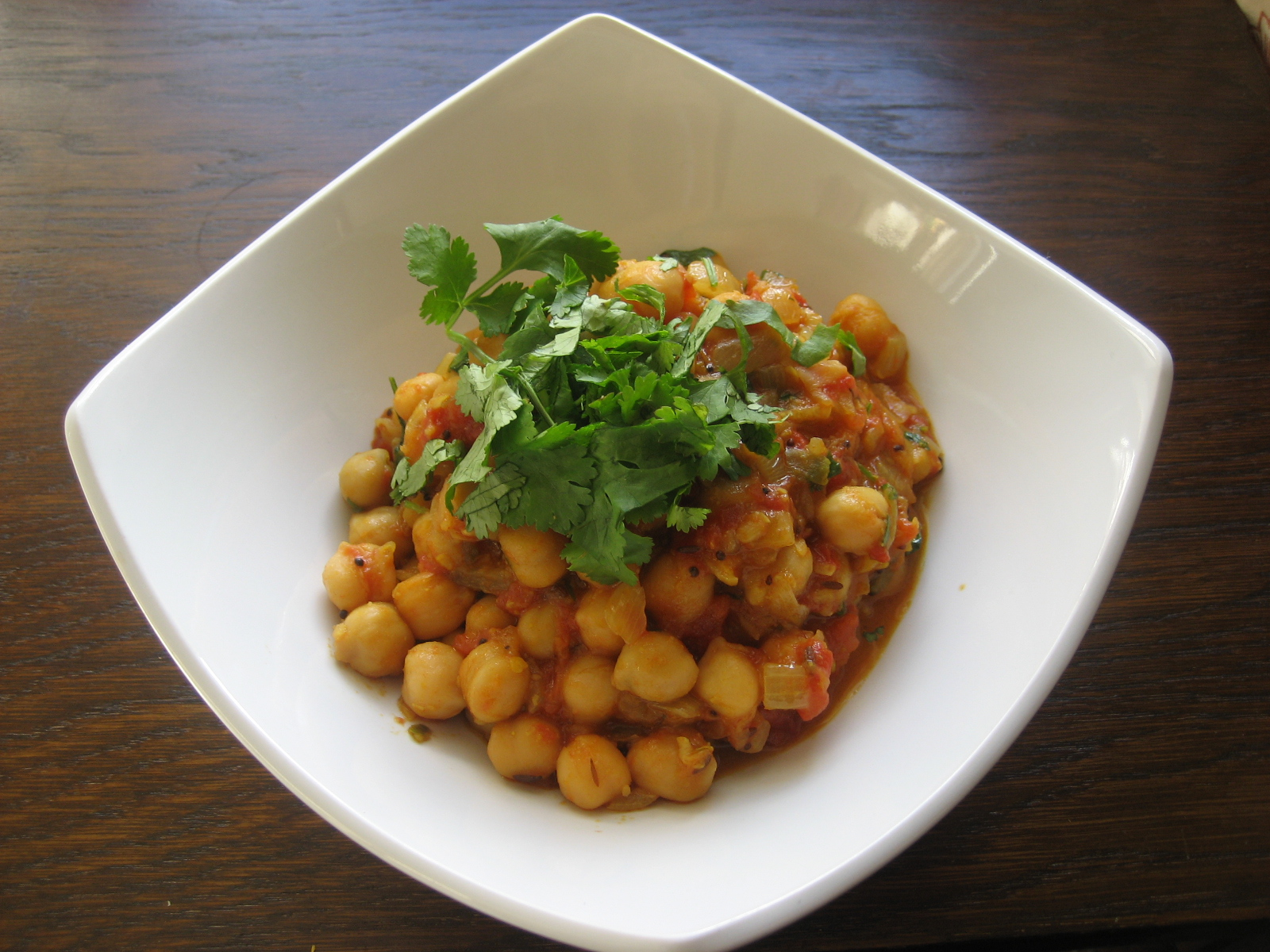 Gujarati food made easy chana nu shaak chickpea curry recipe ingredients forumfinder Images