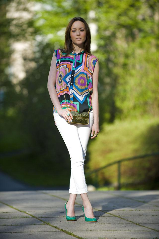 Мода: в чем ходить летом