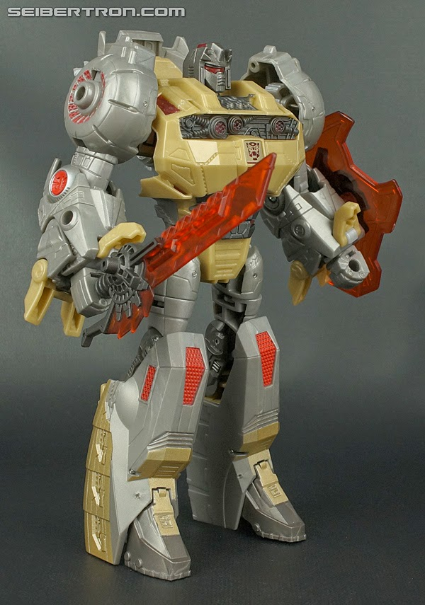 Generations Voyager Grimlock Fall of Cybertron