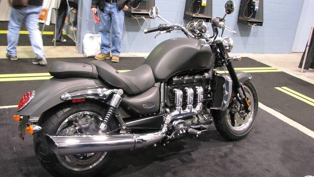 Faceyman's MC Magazine: Atlantic Motorcycle Show 2011