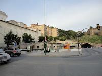 Plaza y Túnel de la Alcazaba-Gibralfaro, Centro Histórico de Málaga