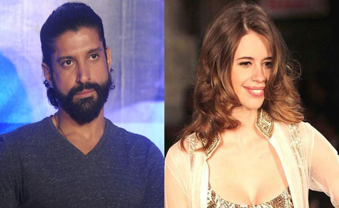 Kalki koechlin and farhan