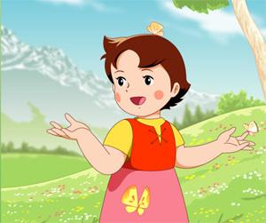 Imagenes de dibujos animados heidi - Haidi dessin anime ...
