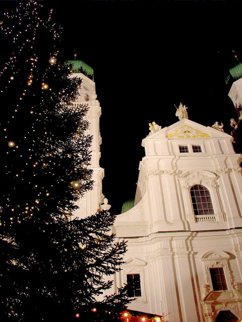 St. Stephan's in Passau, Germany.