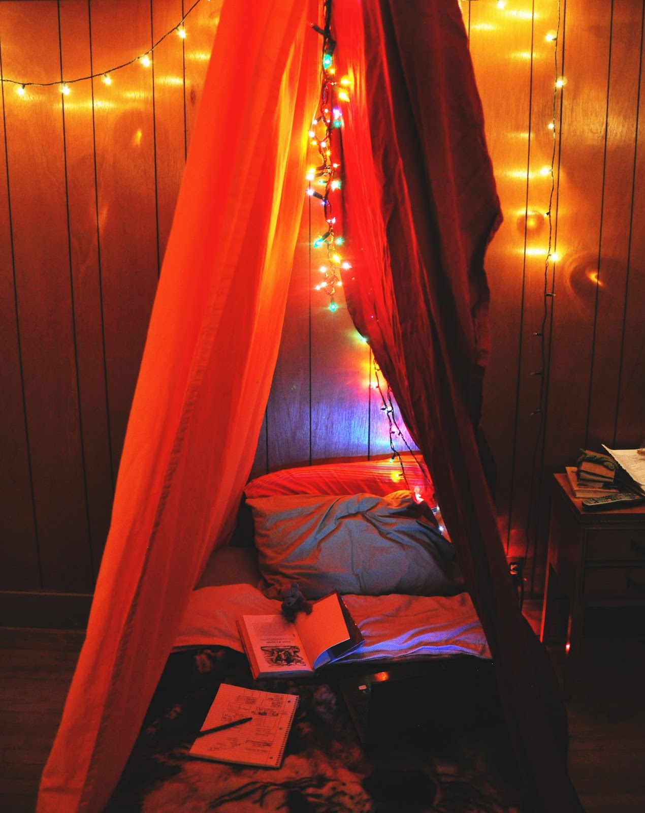A Blanket Fort Month February