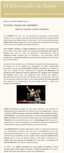 CRITICA RINCONCILLO DE RECHE - 29 SEPTIEMBRE 2012