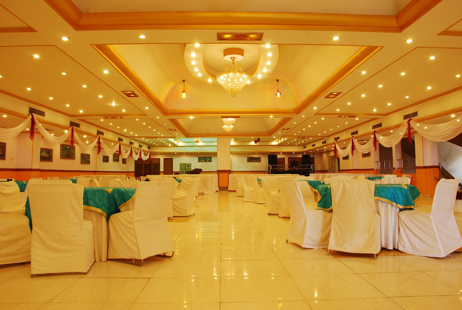 Party Reception Halls