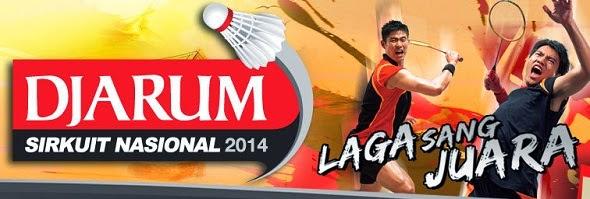 Jadwal Djarum Sirkuit Nasional 2014
