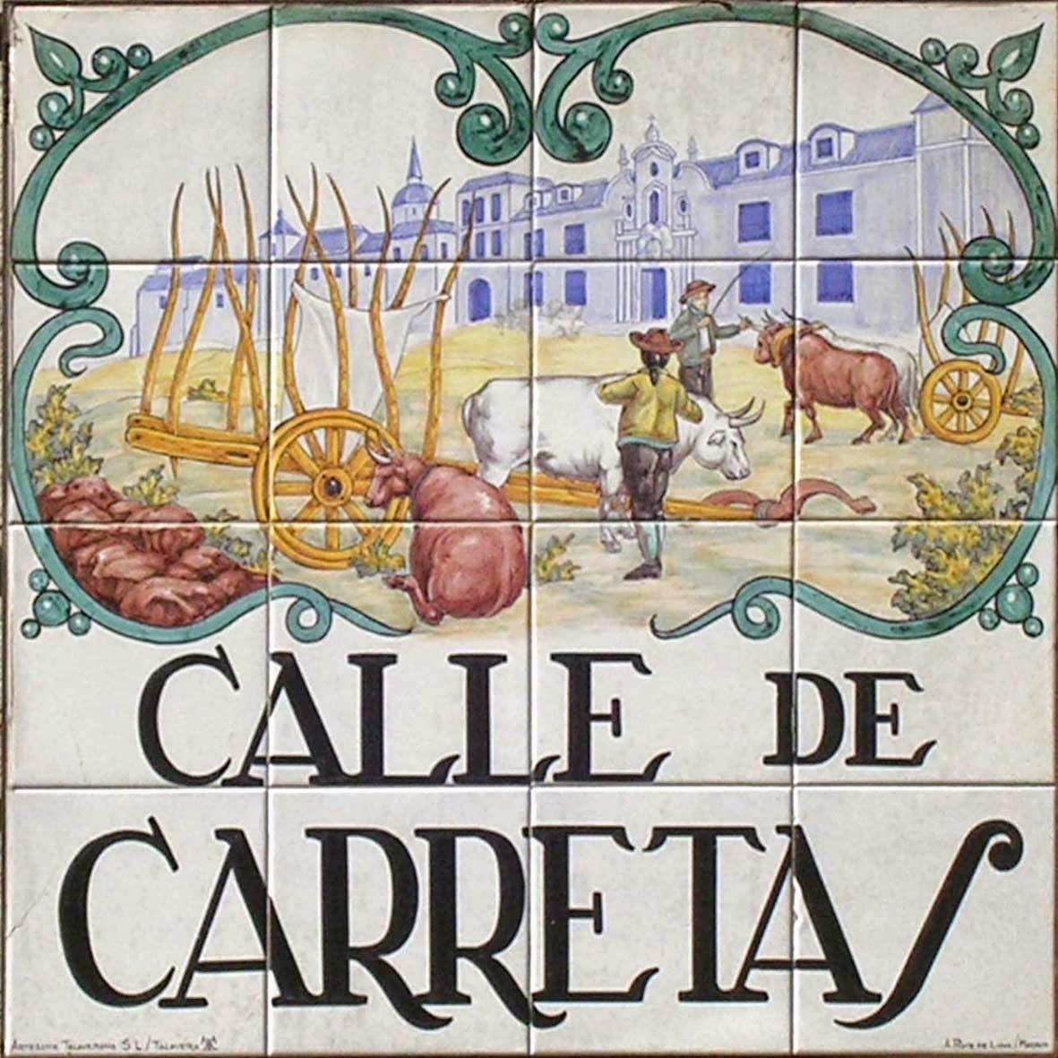 Calle de Carretas