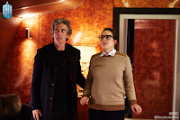 Doctor Who Zygon Invasion Osgood Doctor