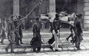 Squadristi del Fascio Genovese di  Combattimento
