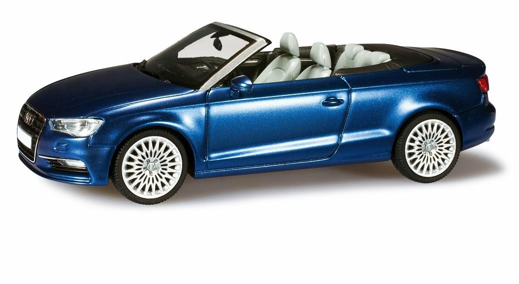 modellauto audi a3 cabriolet von herpa im ma stab 1 43. Black Bedroom Furniture Sets. Home Design Ideas