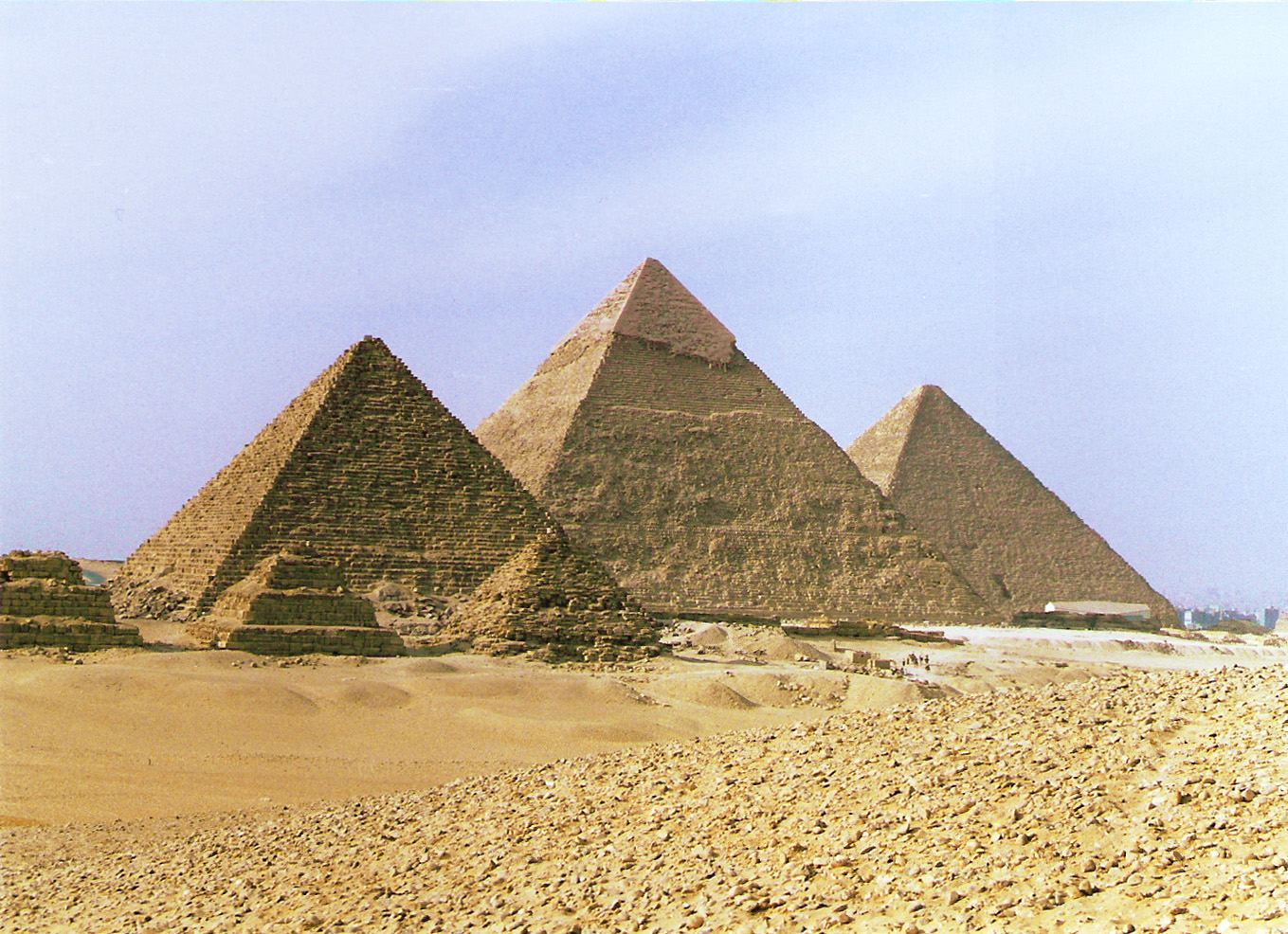 pyramid egyptian