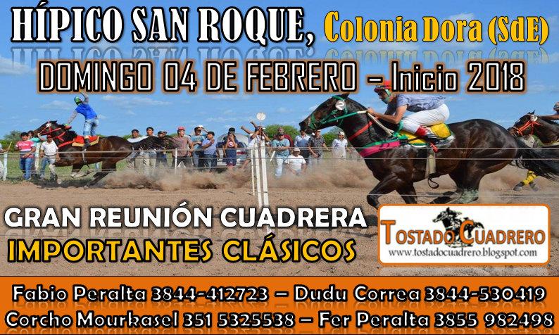 COLONIA DORA 4-2-18
