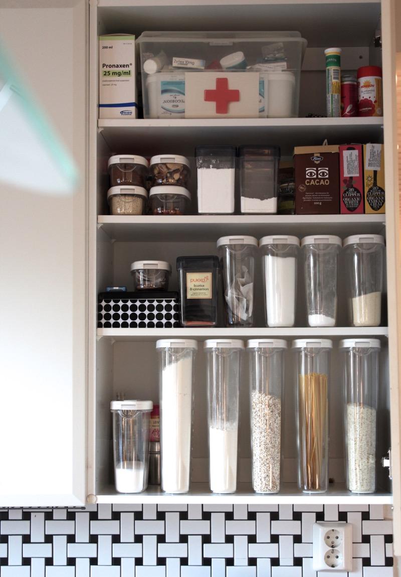organized storage
