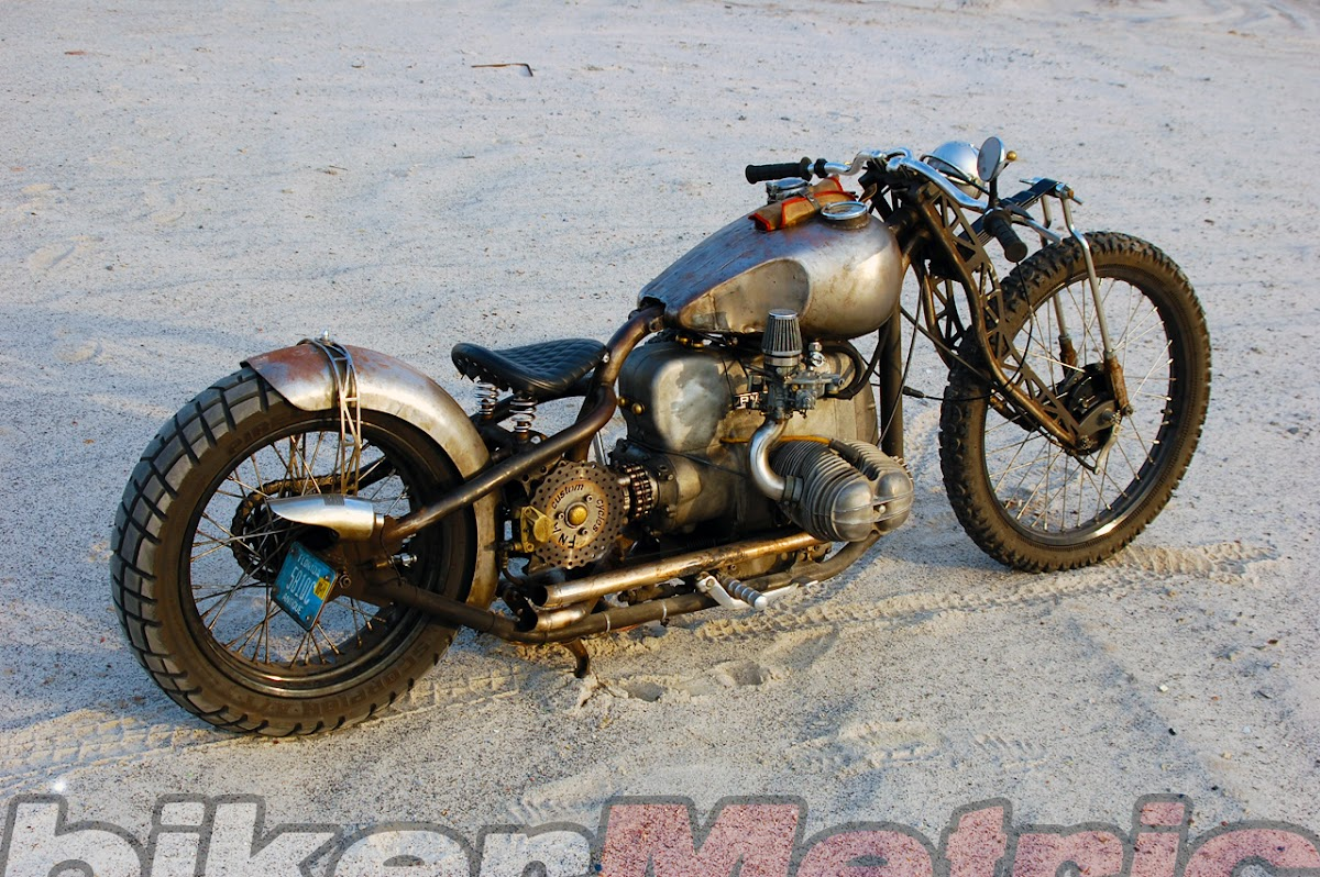bmw r75/5 rat bobber | fna custom cycles