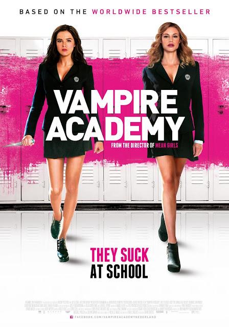 Vampire Academy: Blood Sisters  [Latino]