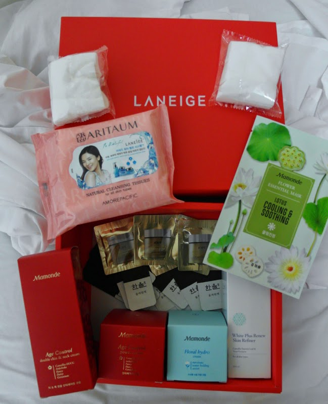Ewha Summer Studies Korean Makeup loots Seoul South Korea lunarrive travel blog