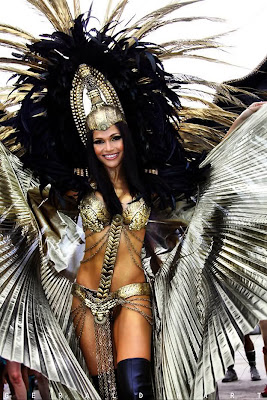 Trinidad and Tobago's national costume