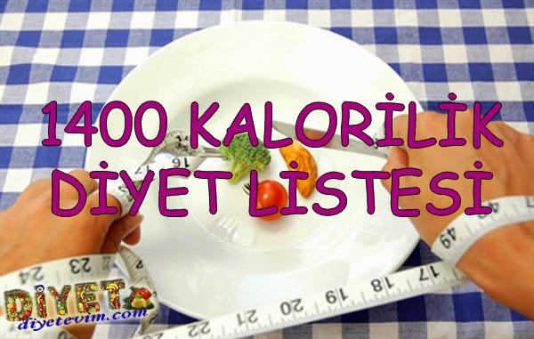 kalorilik diyetler