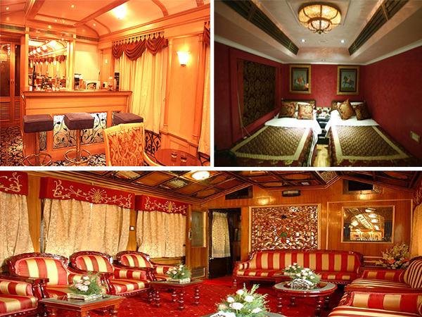 Palace on wheels facility