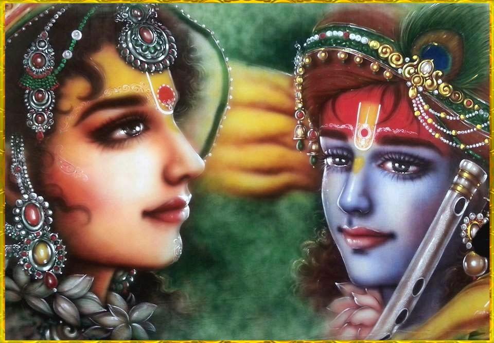 Krishna Flute Only Flute Player Krishna Comes
