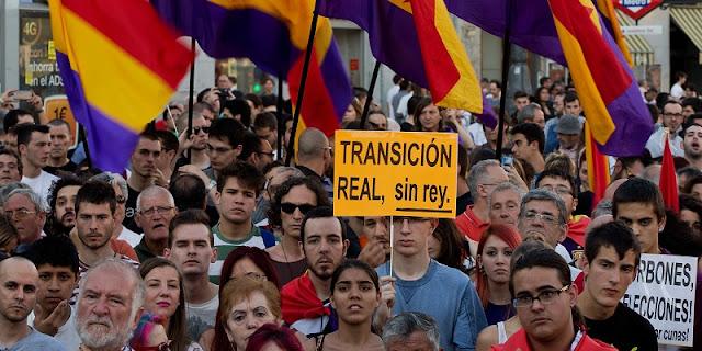 España: crisis política, social y moral.