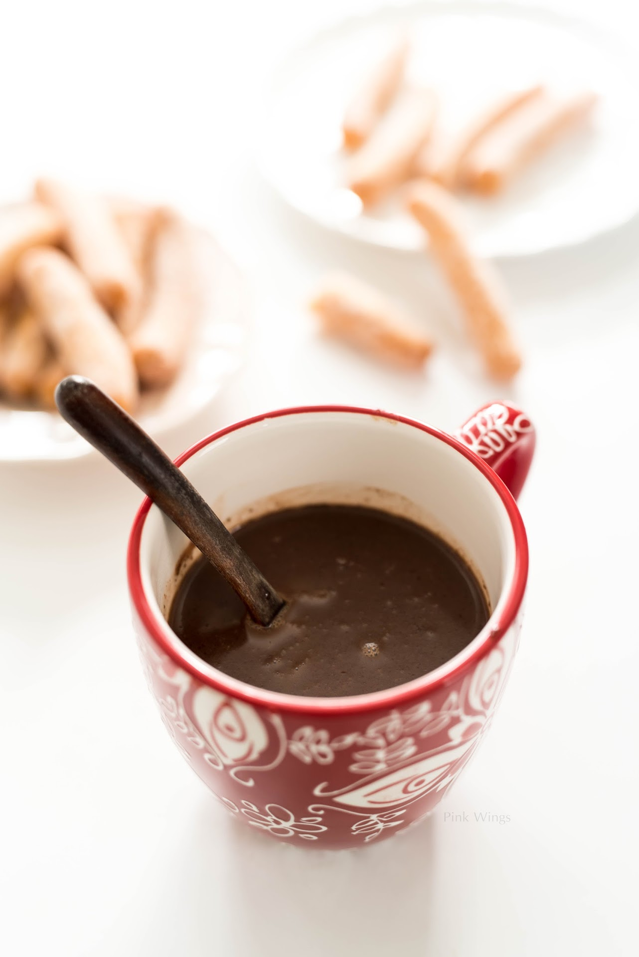 European hot chocolate, cocoa, churro recipe, snacks for hot chocolate, hot chocolate bar ideas, european party ideas, winter food, holiday treats, christmas, dairy-free chocolate, dairy-free recipes, dairy-free hot chocolate, a2 milk review, san francisco food blogger, bay area, lds mormon