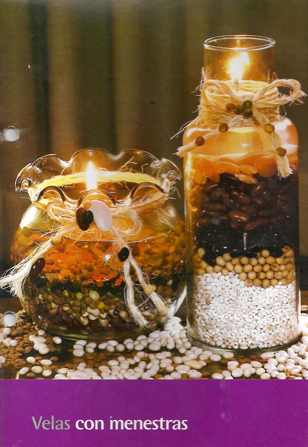 Como hacer velas decorativas lodijoella - Velas decorativas ...