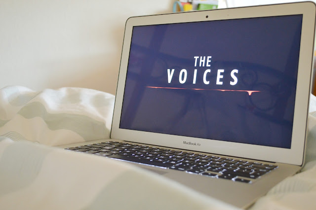 The Voices 2014 Film Review